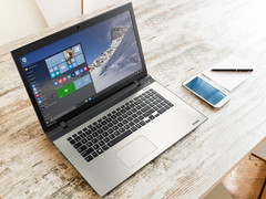 Toshiba makes available additional Satellite L50D-C and L70-C SKUs