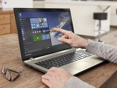 Toshiba Satellite P50-C and P50t-C series now with more Broadwell options