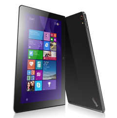 Lenovo launches ThinkPad Tablet 10 with quad-core Atom CPU