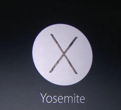 Apple introduces new OS X Yosemite with improved icons, Spotlight and Notification Center