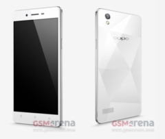Oppo Mirror 5 appears online