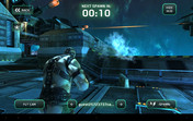 "3D shooting games - like ""Shadow Gun: Dead Zone"" run without any stutters or lags."