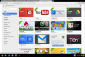 Chrome Web Store is vital for productive apps