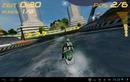 Is included and runs smoothly: Riptide GP