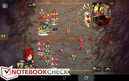 Recommendation: Might&Magic Clash of Heroes with addictive potential.