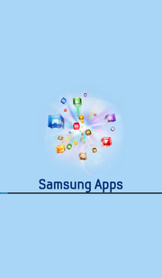 ... up to the unnecessary Samsung Appstore.