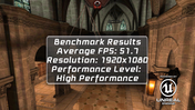 Epic Citadel High Performance