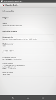 Operating system is Android 4.2.