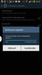 Forced system updates, right after turning the device on for the first time.