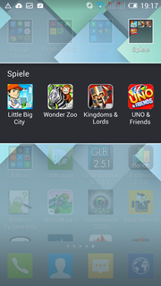 A few preinstalled games are available, but they are either free or demos.