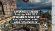 Epic Citadel: High Performance
