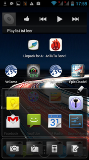 Android 4.2 has been expanded with Float UI.