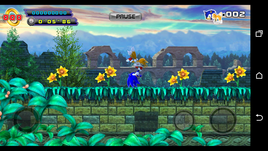 ... Sonic and pretty much every other current game is no problem for the HTC One M8.
