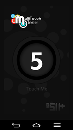 5-finger multitouch