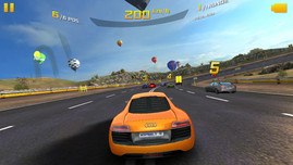 """Asphalt 8"" even runs smoothly in ultra-settings"