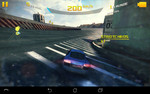 Asphalt 8 can be played smoothly at its highest settings.