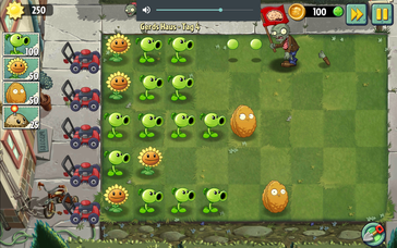 "More basic games like ""Plants vs. Zombies 2"" are no problem for the graphics card."