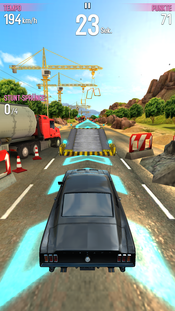 """Asphalt: Overdrive"" ran smoothly on the review sample"