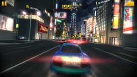 Graphics whoppers like Asphalt 8: Airborne can be played but push the graphics card to its limits.