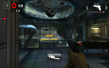 "... and ""Dead Trigger 2"" run smoothly, but barely."