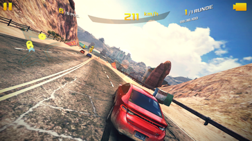 Asphalt 8: Airborne only runs really smoothly in low details