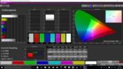 Colorspace pre-calibration