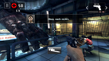 ... and Dead Trigger 2 run smoothly.