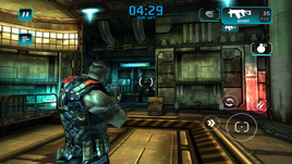 ... or Shadowgun: Dead Zone run very smooth.