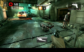 All current games like Dead Trigger 2 ...