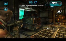 ...or Shadowgun: Deadzone fluidly on the screen.