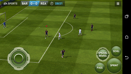 Latest games like FIFA 14...