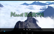 No challenge: HD videos like the YouTube clip Planet Earth...