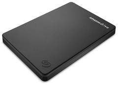 Seagate Duet external hard drive with Amazon Drive cloud support