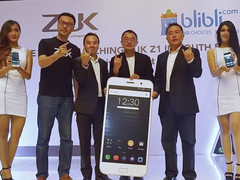 Lenovo Zuk Z1 officially launching in Indonesia