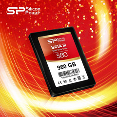 SP/ Silicon Power Slim S80 SSD for ultrabooks