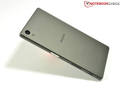 Sony Xperia Z5 Smartphone Review - NotebookCheck net Reviews