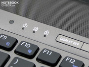 The light sensor controls the backlight of the TFT display. It can be disabled via the Vaio-settings.