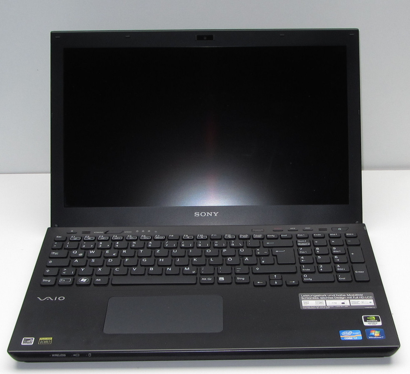 SONY VAIO SVS151A11L WINDOWS XP DRIVER