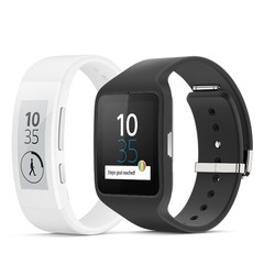 Sony SmartWatch 3 and SmartBand Talk wearables powered by Android Wear