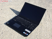 The 15.5 inch device, debuted at the IFA 2011, has inherited all the above qualities.