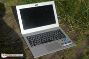 Sony's Vaio T1111M1E/S doesn't like work in the garden.