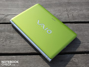 In Review:  Sony Vaio VPC-Y21S1E