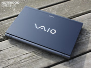 The Vaio VPC-Z12M9E is a handy 13.1-incher