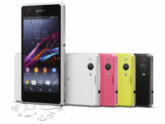Sony Xperia Z1 Compact waterproof Android smartphone