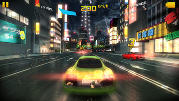 "Screenshot ""Asphalt 8"""