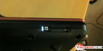 Switchable graphics (onboard / NVidia GT 555M), wireless modem toggle switches