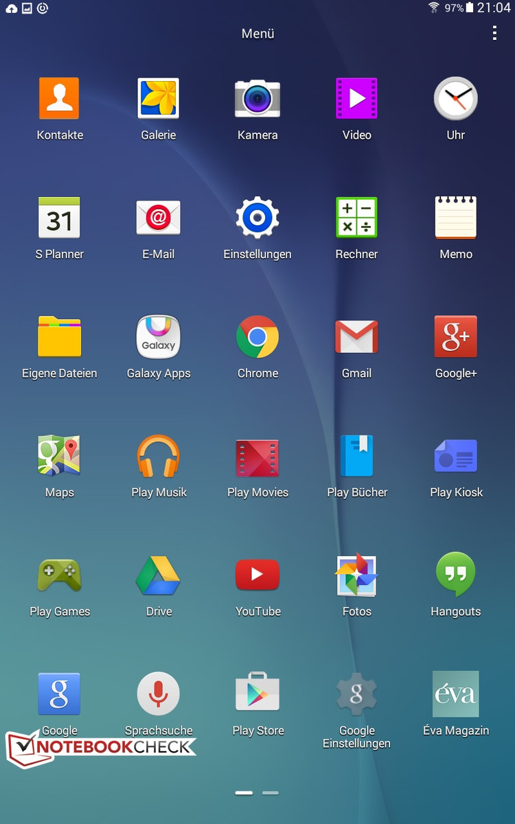 how to close apps on samsung tab e