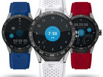 TAG Heuer Connected luxury smartwatch, Intel does not leave the wearables market