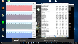 Clocks Cinebench R15