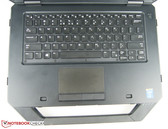 "A decent keyboard in Dell""s Rugged"